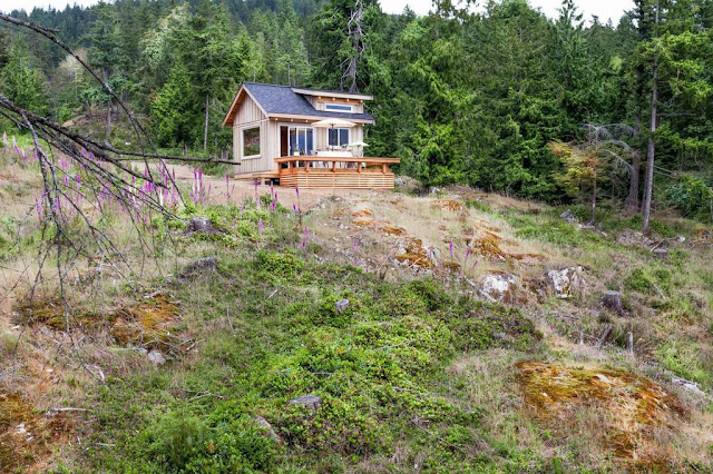 Gambier Island cabin
