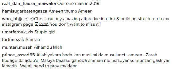 Eyaa. Aisha Buhari vs Muhammadu Buhari saga: See how Zahra Buhari reacted