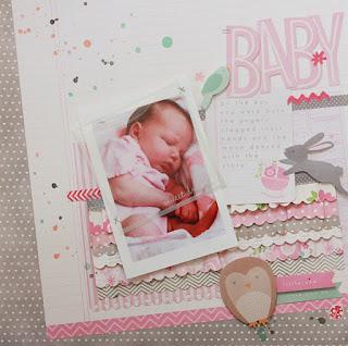 Baby Journal Scrapbook - Ide Kado untuk Bayi yang Baru Lahir