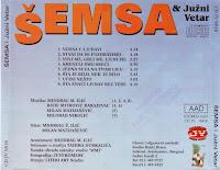 Semsa Suljakovic -Diskografija Nazat