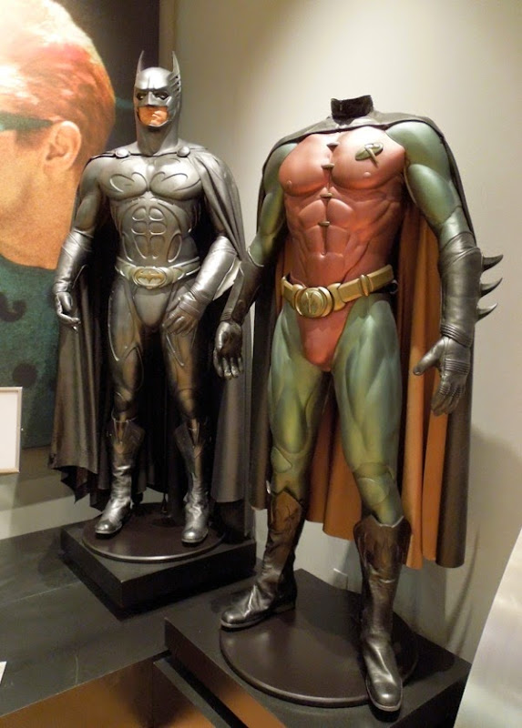 Batman Forever Sonar Batsuit Robin movie costumes