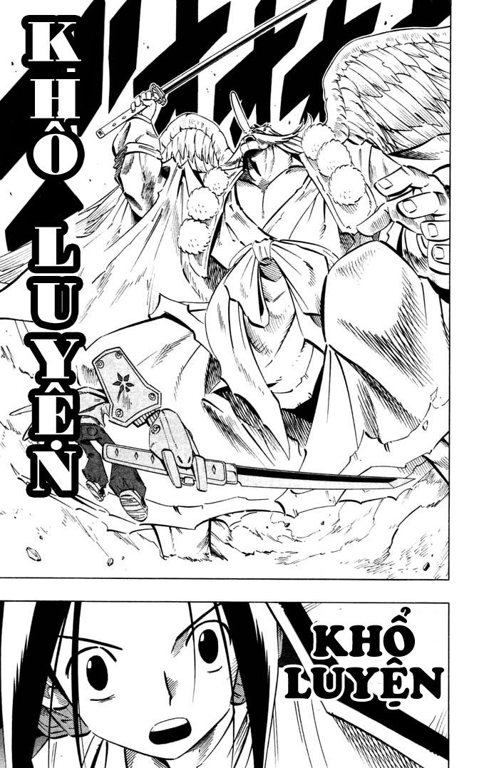 Shaman King [Vua pháp thuật] chap 236 trang 9