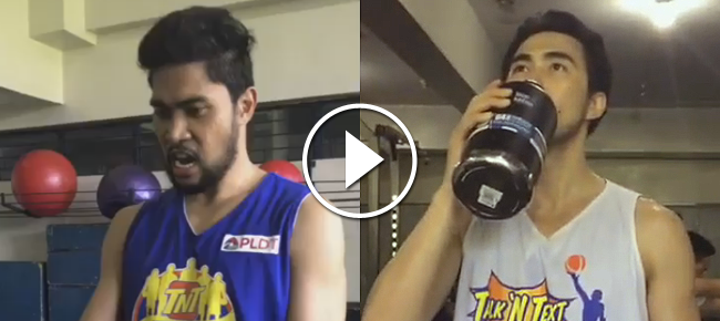 TNT KaTropa Pulls Off a Hilarious 'Mannequin Challenge' (VIDEO)