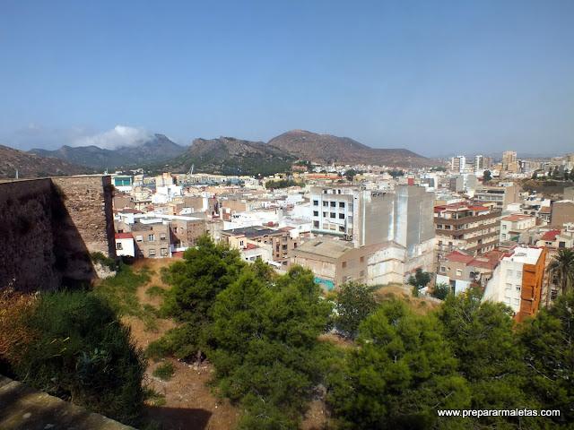 Tejados Cartagena