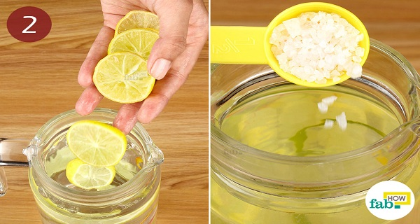 1 pizca de este mágico ingrediente en agua de limón se desvanecerán sus migrañas y cefaleas