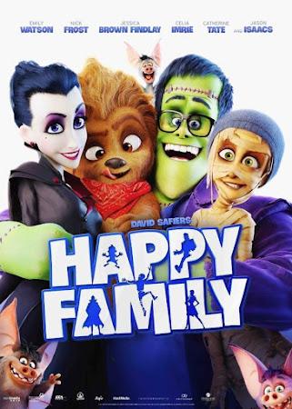 Monster Family (2018)