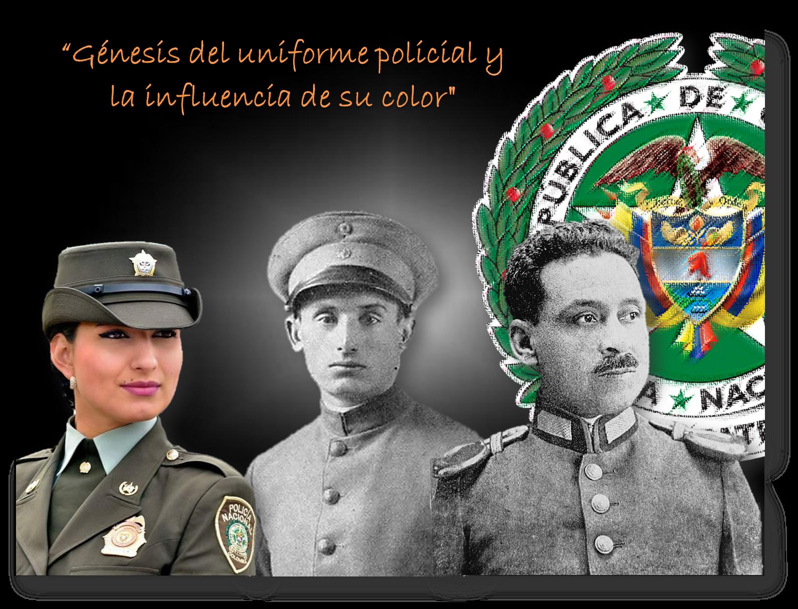 ce6627fa5 Momentos de historia de la Policía Nacional de Colombia   GÉNESIS ...