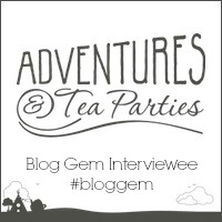 Adventures and Teaparties Blog Gem Interview - PatternPiper