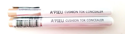 A'Pieu's Cushion Tok Concealers