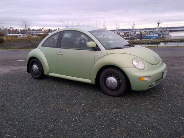 2000 VW Beetle TDI Diesel For Sale