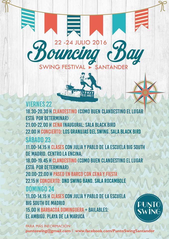 Swing Festival Santander: Bouncing Bay