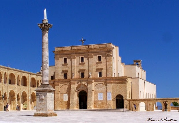 Santa Maria di Leuca, Basilica Santa Maria De Finibus Terrae