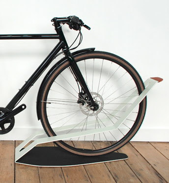 bike stand made of steel
