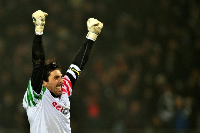 Buffon Takut Juve Ketemu Leicester