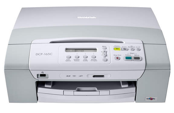 Brother DCP-165C Driver Download