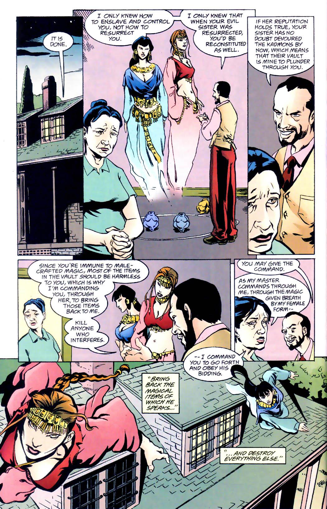 Read online Midnight, Mass comic -  Issue #5 - 24