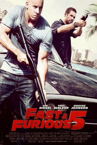 The Fast and the Furious 5 [2011] [DVD5 + DVD9] [NTSC] [Latino]