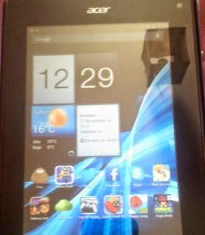 Tablet Acer Iconia Terbaik Berkualitas