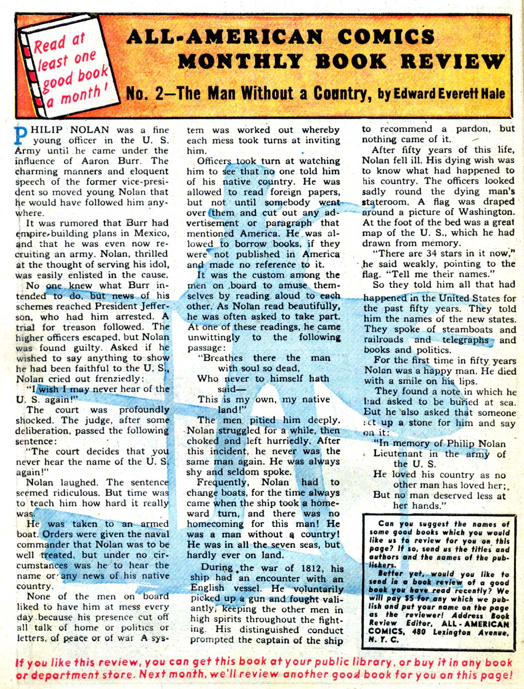 Read online All-American Comics (1939) comic -  Issue #14 - 50