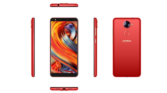 Tecno camon iTwin launched here is the specification, price and features.