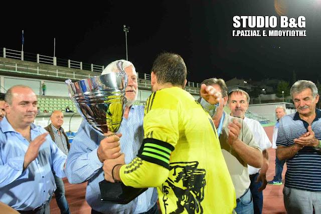 Ο Ερμής Κιβερίου κατέκτησε το Super Cup Αργολίδας