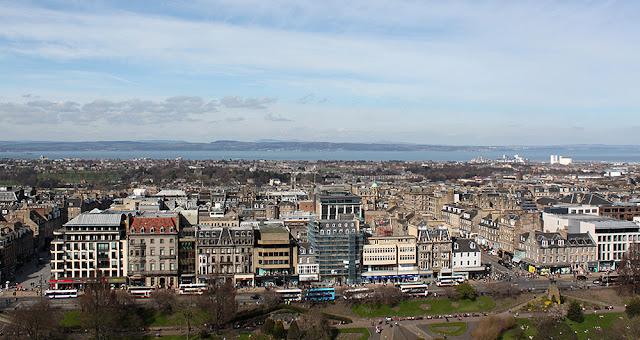 Ensikosketus Edinburghiin 29