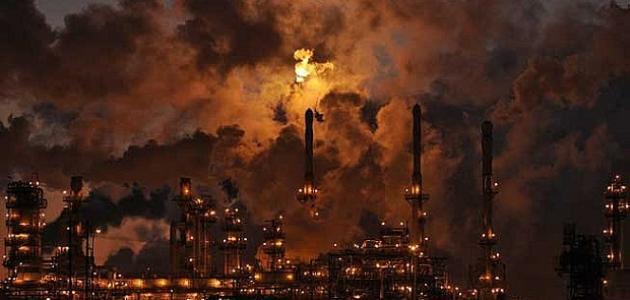 بحث حول التلوث البيئي مفهومه