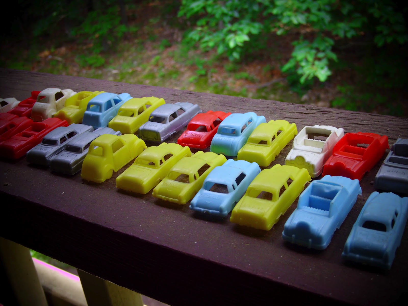Already Loved: Estate Sale Treasure: 1960s Toy Cars!