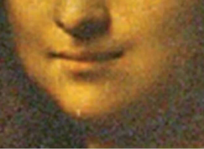 Senyuman Mona Lisa