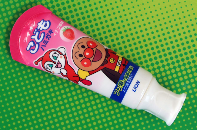 M Lion Toothpaste International T...