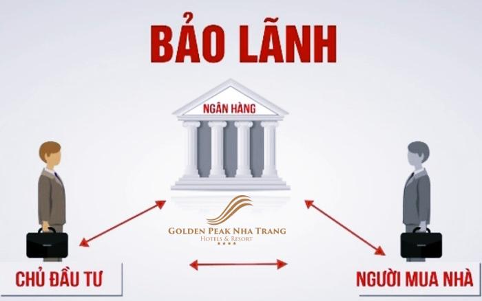 Ngân hàng bảo lãnh dự án Golden Peak Nha Trang