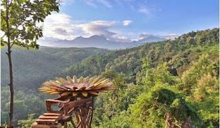 Wisata goa Jepang Desa KedungLumpang, Mojoagung, Jombang