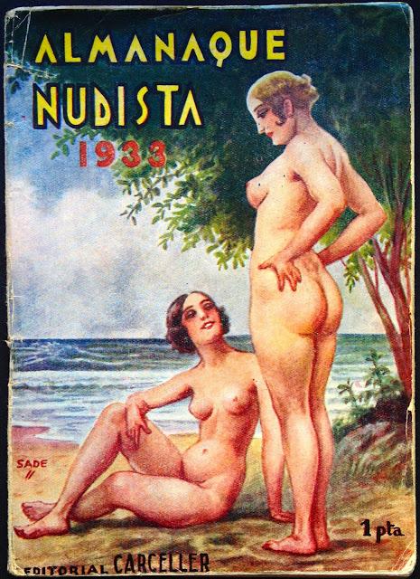 Resultado de imagen de carceller nudista