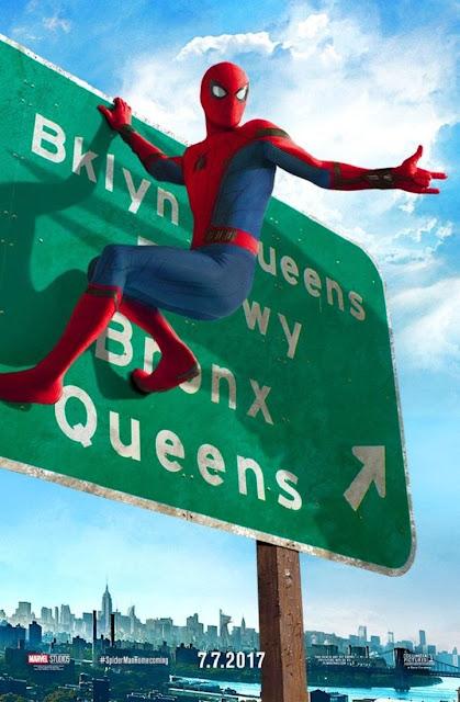 Tom Holland protagoniza Spider-Man: Homecoming