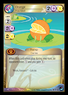 My Little Pony Orange, You Glad High Magic CCG Card