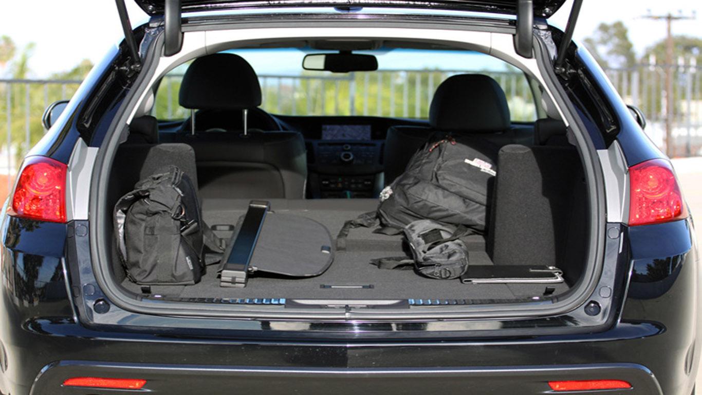 Dream Fantasy Cars-Acura TSX Sport Wagon 2012