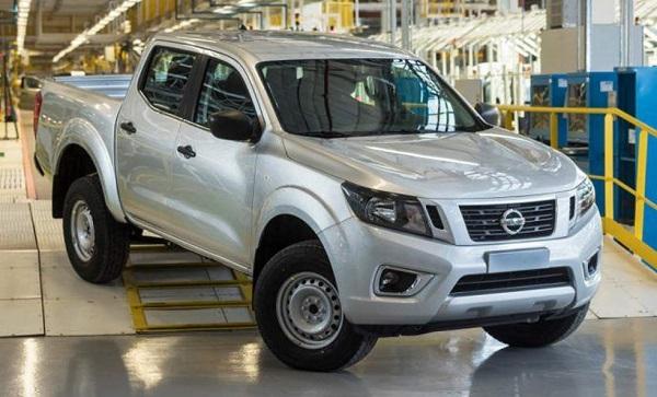 Nissan Frontier S Argentina