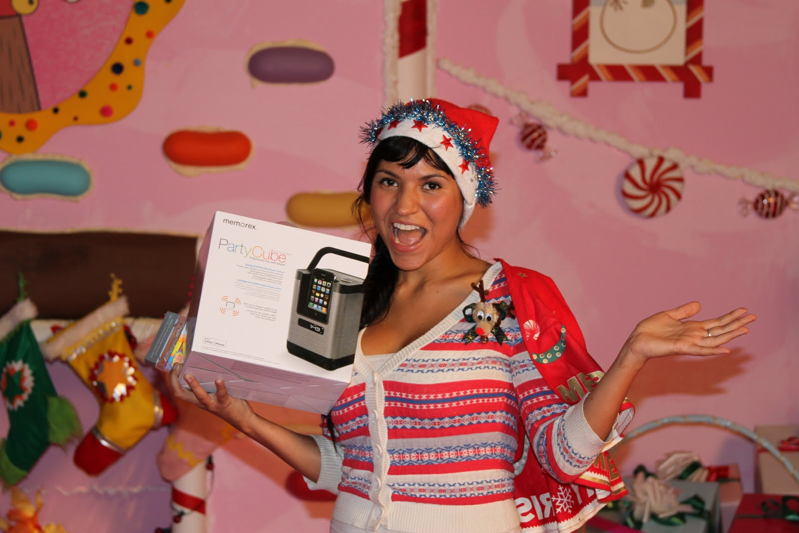 88f114b3797388 Today s costume contest winners went home with YO GABBA GABBA IPHONE COVERS  courtesy of CASE MATE