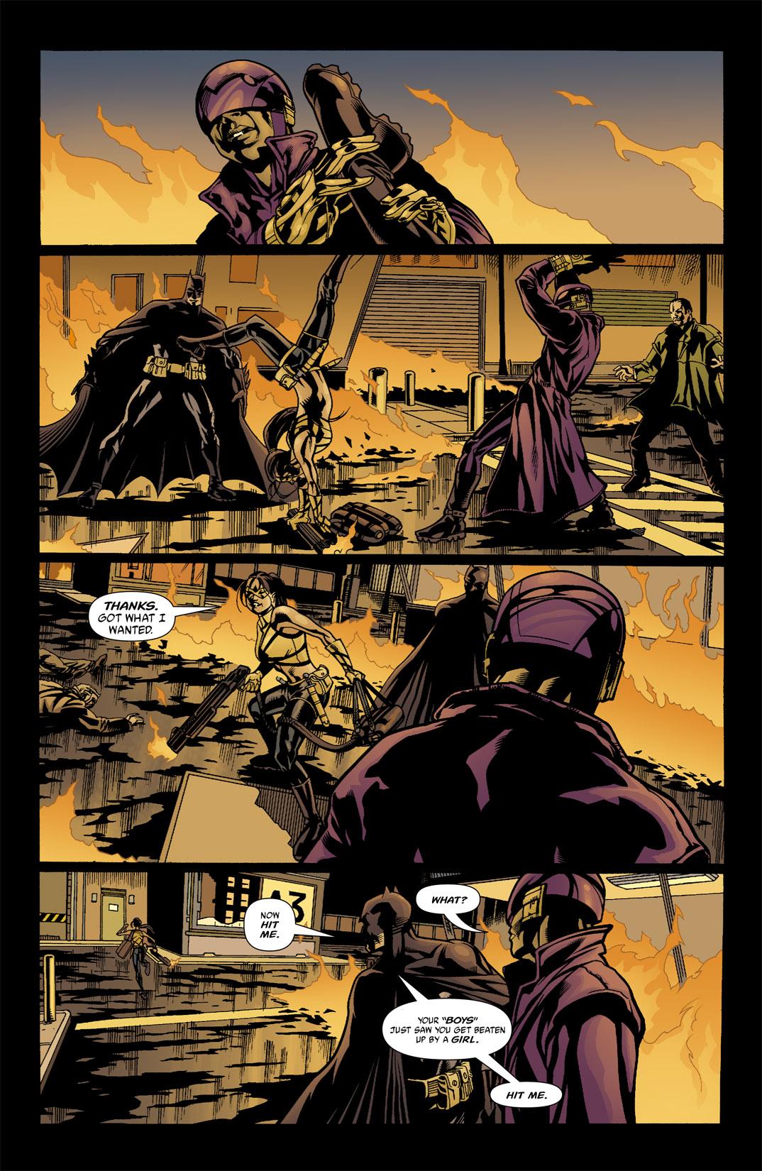 Detective Comics (1937) 795 Page 5