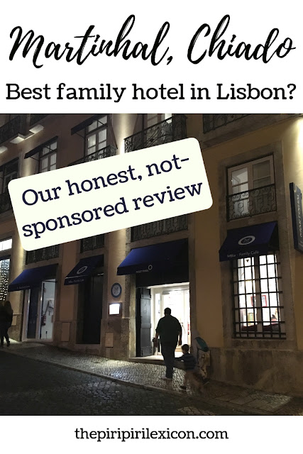 Our honest, not sponsored review of the best family hotel in Lisbon, Portugal: Martinhal