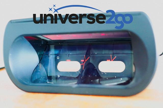 Universe2go - mit Augmented Reality in das Weltall | Das ultimative Gadget für Sternengucker
