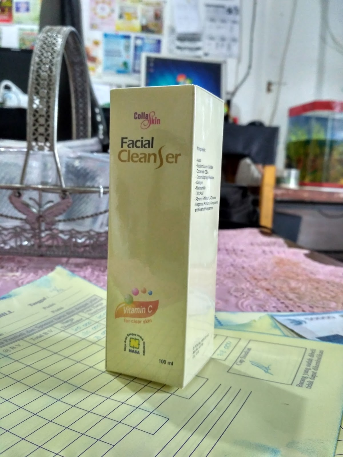 Manfaat Cofc Nasa Serum Vitamin C