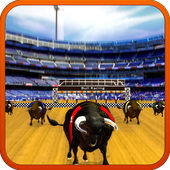Bull Racing Fever Game v 1.1 APK Terbaru untuk Android