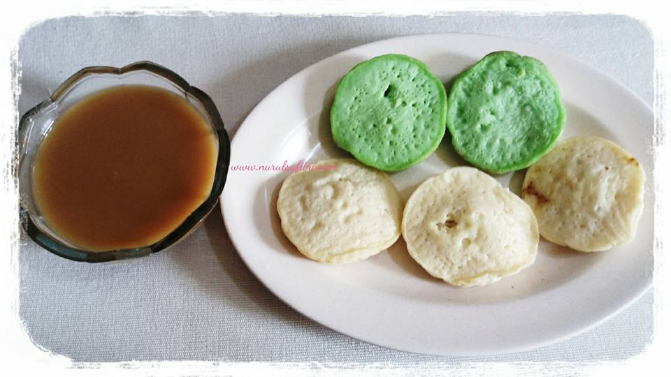 Makanan Tradisional Khas Jawa Barat: Serabi, Mochi dan ...