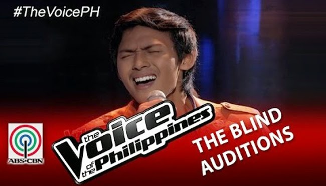Mark Avila Sings 'Ordinary People' on The Voice of the Philippines Season 2 Blind Audition Video Replay