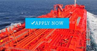 Recruitment Cadet For Oil Tanker Ship