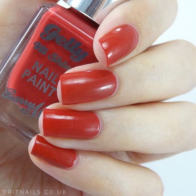 Barry M Ginger