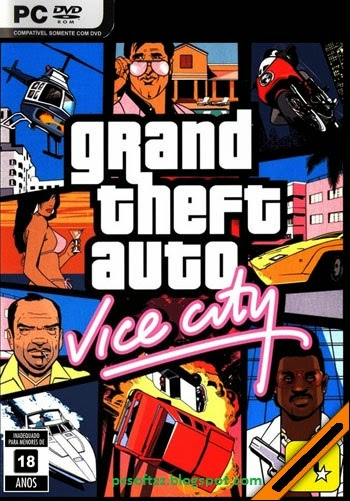 Download Games grand theft auto vice city - GTA 4: Vice City [Direct Link Highly Compressed]