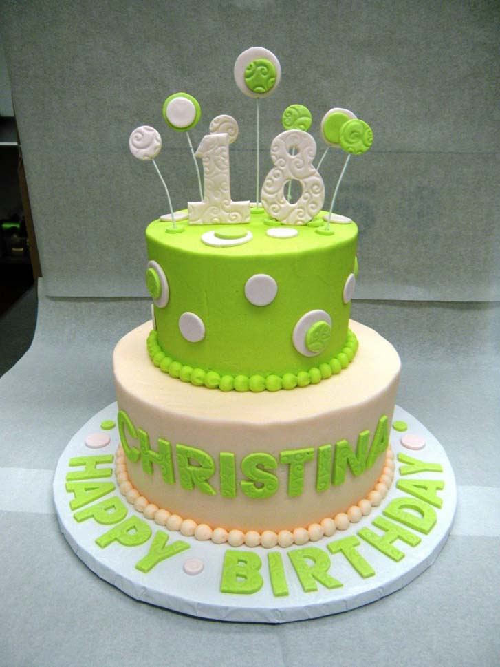 18th Birthday Cake Ideas Cake Magazine