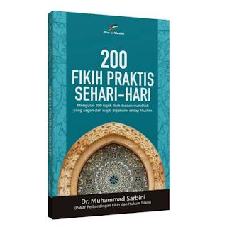 Buku 200 Fikih Praktis Sehari-hari